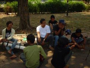 Anak-anak Pengamen Kota Cirebon